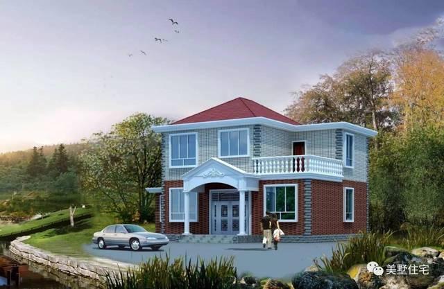 北方 房子设计图