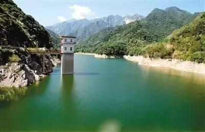 秦岭环山公路旅游景点