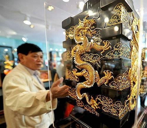 非遗丨蔡氏漆线雕:三百年历史 创新焕光彩