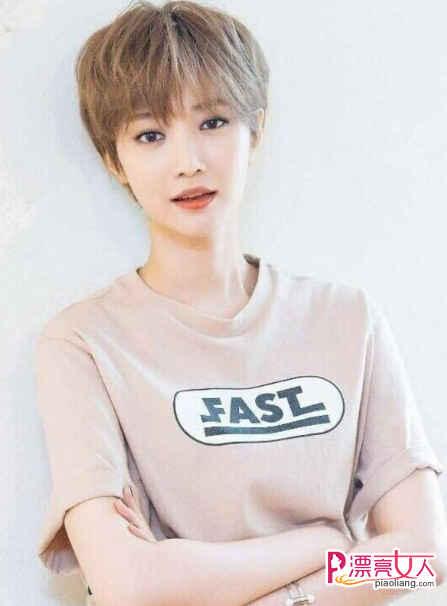 高俊熙短发+发色 韩式潮流发型图片图片