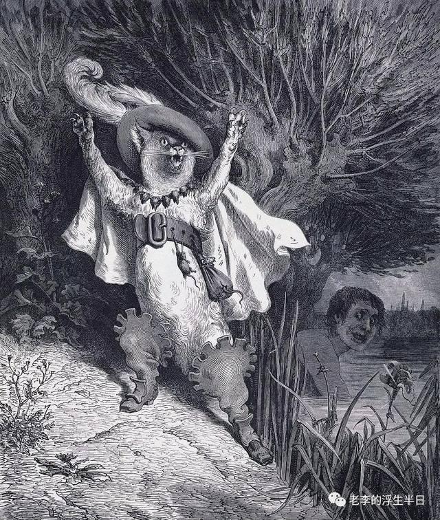跟着卡梅拉,在童话书里看世界名画