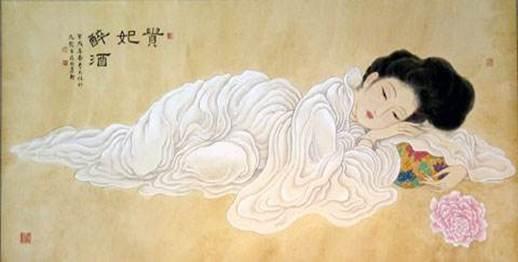 中国古代四大美女谁最漂亮