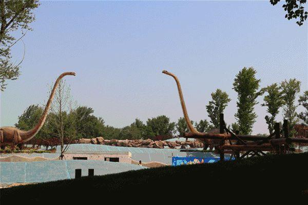 北京野生动物园又多了一个不得不去的理由!