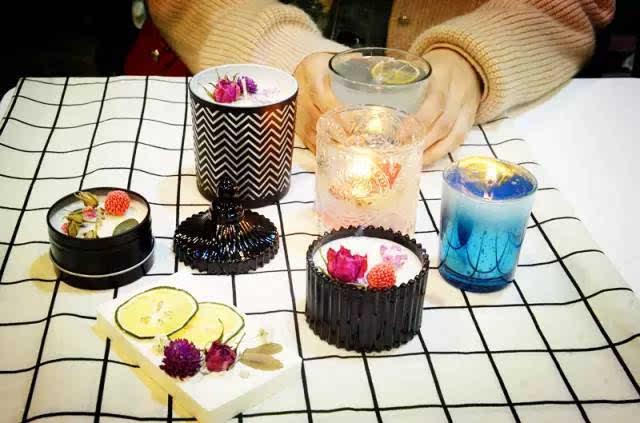 自制蠟燭帶你體驗手工的樂趣圖片