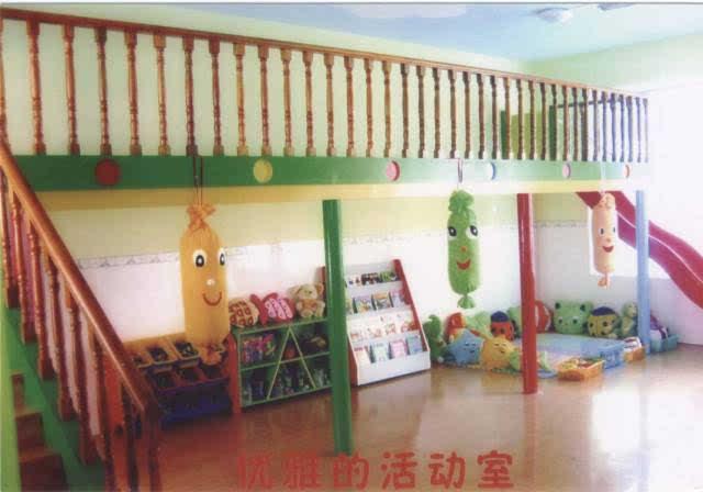 美丽的幼儿园 每个班级均配备有空气净化器 师资力量 我园拥有一支