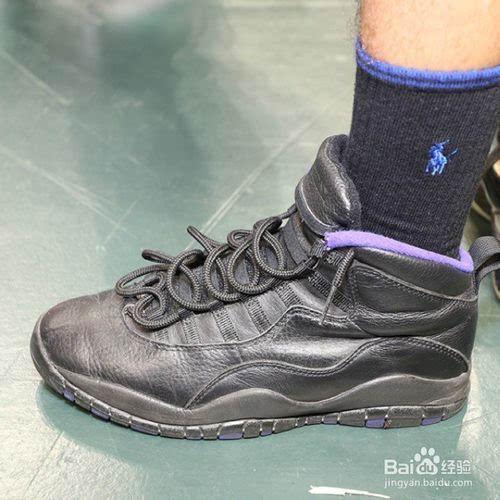 高帮篮球鞋鞋带系法,运动鞋鞋带的潮流系法