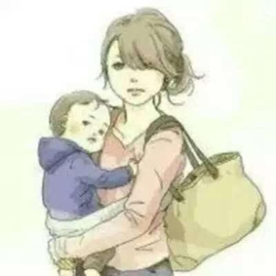 [卡通头像] 母亲节的微信动漫头像图片