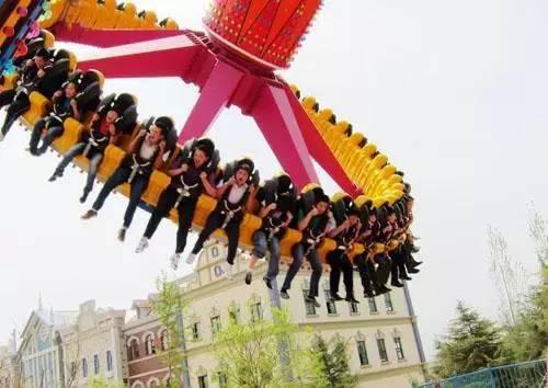 一日游合辑 动物园/大裂谷/游乐园/滑草/泰山/温泉.