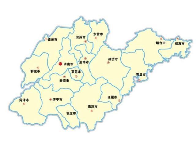 山东省地�_直击:山东省20个省管县:扩权强县,取消地级市