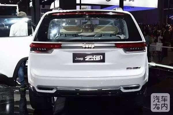 国产七座suv_jeep全新国产suv曝光