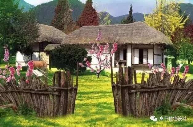 这些农家小花园才是最真实最美的!