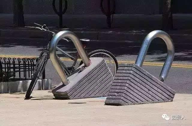 创意自行车停车位,厉害了word哥!图片