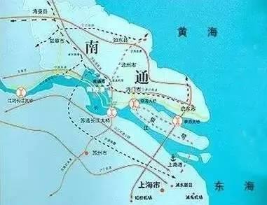 南通港集团组建后,将逐步形成港工贸一体化,港产城一体化的新格局
