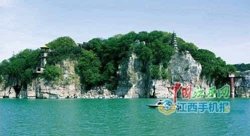 汉代海昏侯国遗址公园 ▲军山湖生态旅游开发项目 ▲溪霞国家农业