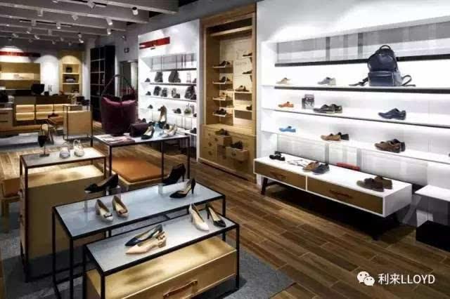 利来lloyd丨你没有见过的黑科技鞋店在这里图片