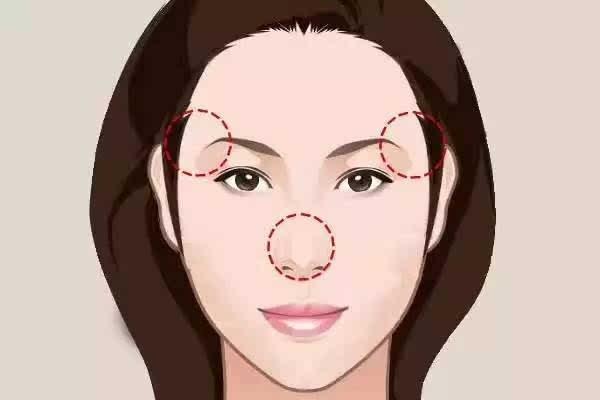 鼻子被称为财帛宫,是财库的代表,鼻相好的人财运自然好.