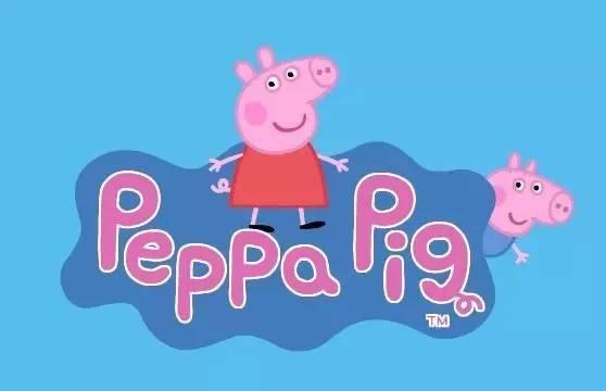 小猪佩奇 创意手绘