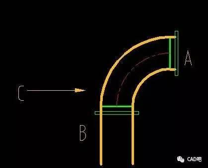 cad如何标注剖面图符号