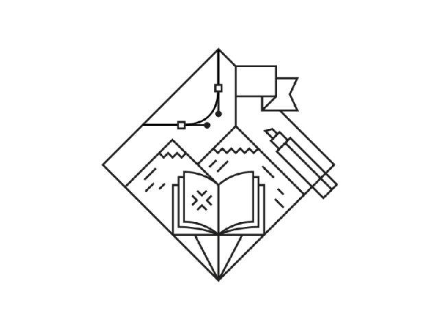 工程图 简笔画 平面图 手绘 线稿 640_480