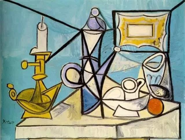 从15岁到90岁,一眼看尽毕加索一生的自画像,最后一张就像孩子画!
