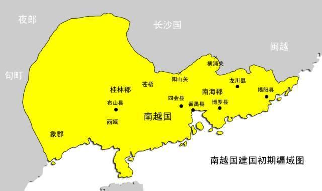 两广地区的语言,并非我们一直认为的广府地区的粤语,在如今广西省的