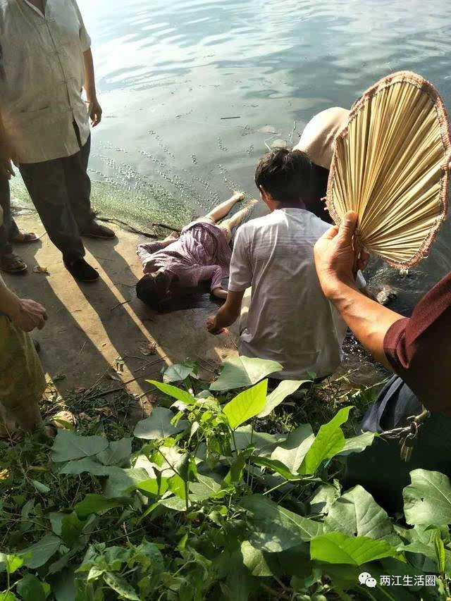 龙兴三八水库今日下午一个11岁女孩溺水!
