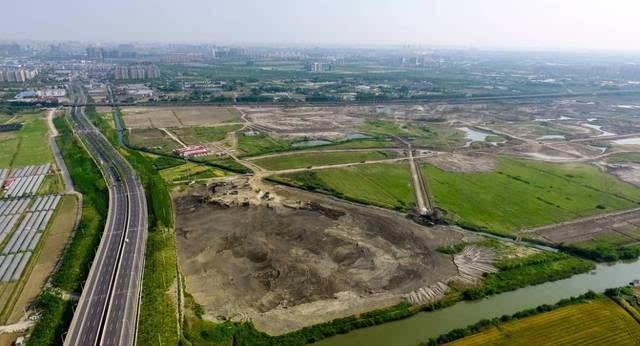 (效果图) 南通市森林野生动物园位于港闸区万顷良田板块,位于通刘