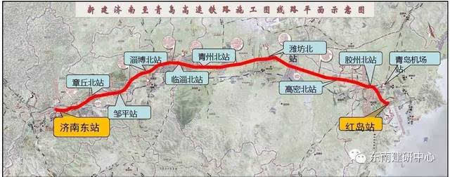 山东半岛如何借济青高铁通车的机会,促进各城市之间,沿线城市与区域