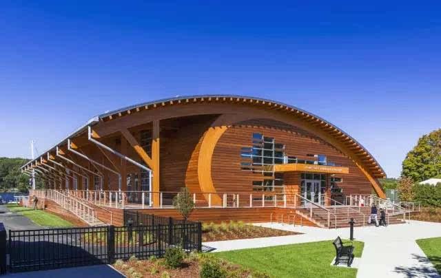 海洋主题展馆设计——美国thompson展览馆