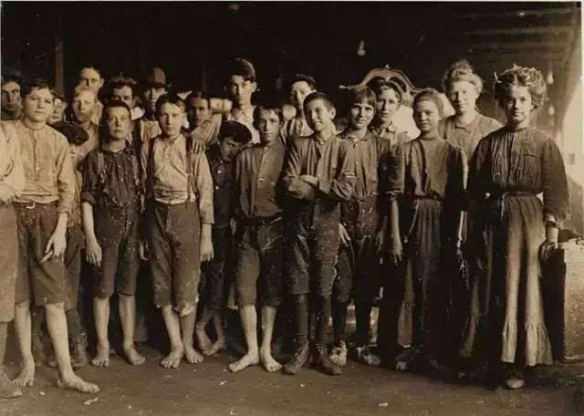 全世界的童工状况