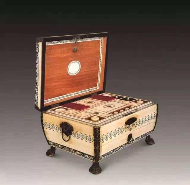 姑娘的心头好:古代首饰盒亮瞎眼!你最爱哪一款?姑娘的