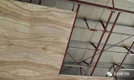 钢结构反吊顶安装图