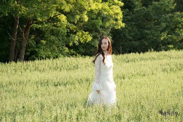河伯的新娘海报照曝光,被美成仙的郑秀晶迷住了!