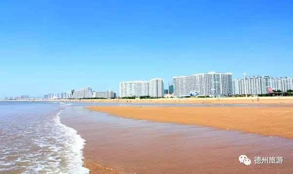 早餐后自由活动,可以到赶海园踏浪拾贝,也可以漫步海阳万米金沙滩,长