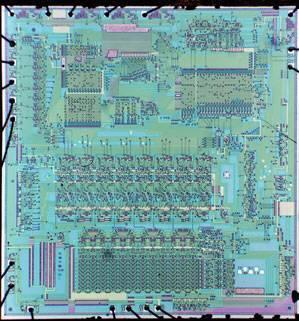 intel 4004逻辑电路图