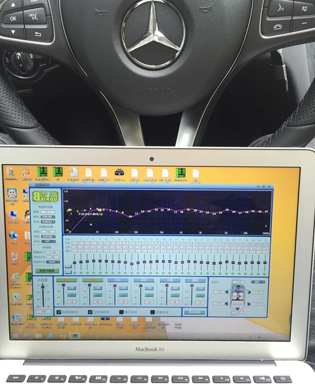 汽车音原信号输出接线图解