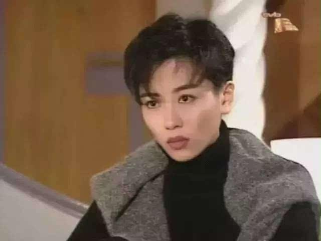 那些年追过的香港女星,林青霞,黎姿,朱茵短发还可以这么美!图片