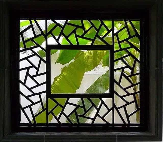 中国古窗,中式建筑的一双明眸.