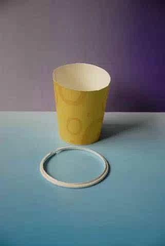 纸杯彩纸手工制作大全图解