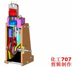 柱塞泵结构图 大开眼界!60多种阀门结构及工作原理动画