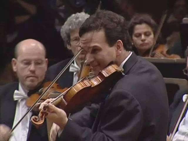 海顿《c大调小提琴协奏曲》第三乐章,沙汉姆演奏 856