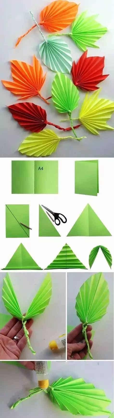 【巧妈手工】4款又有创意又好玩的折纸教程