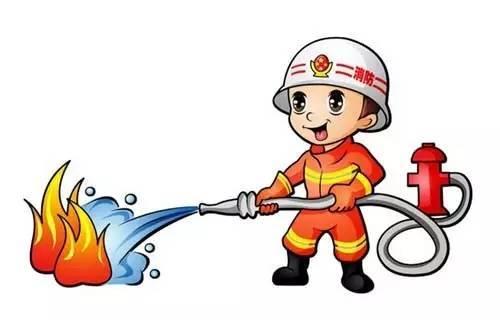参加第二届全国儿童消防绘画作文大赛图片