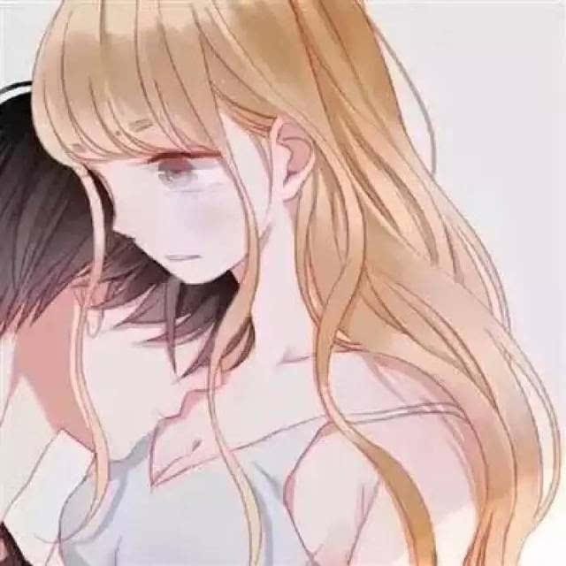 情侣头像   天生一对,你是我的命中注定