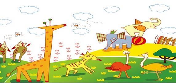 动物是孩子成长过程中的亲密伙伴,他们与动物有着天然之缘,他们对动物