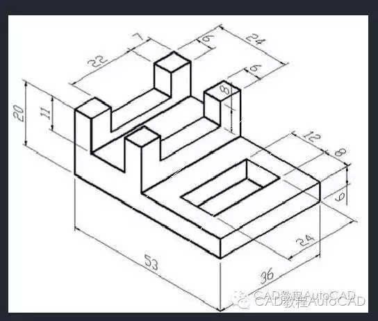 cad手绘平面图怎么画