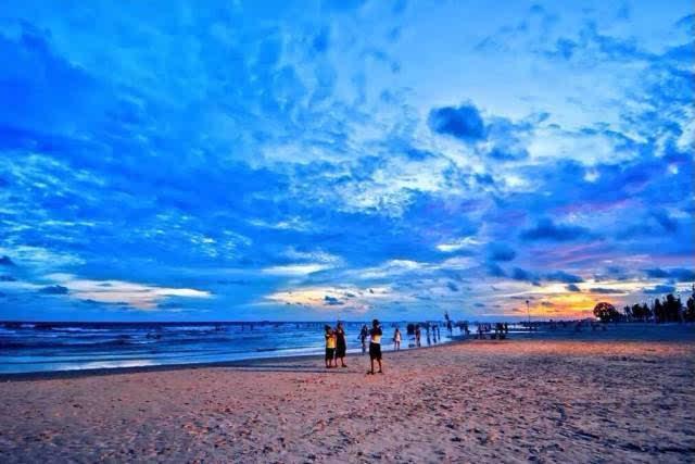 喜讯丨北海银滩,涠洲岛获评广西最受游客欢迎的旅游目的地!