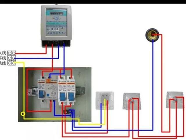 电工给你秘传漏电保护器接线方法
