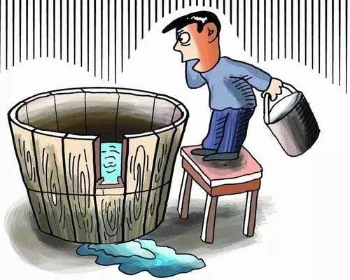 木桶原理对个人的启示_木桶原理图片启示