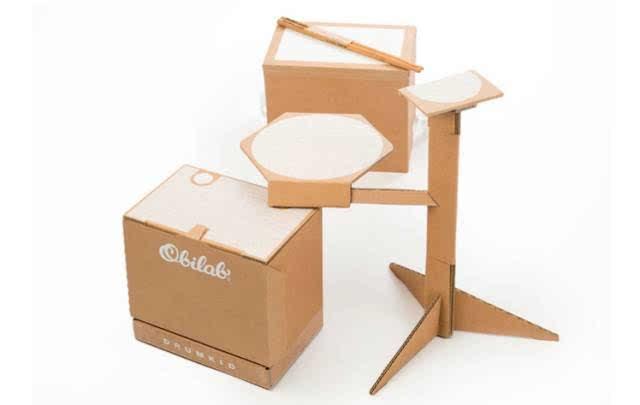 乐器界的变形金刚,这个纸箱子打开后我彻底惊呆了